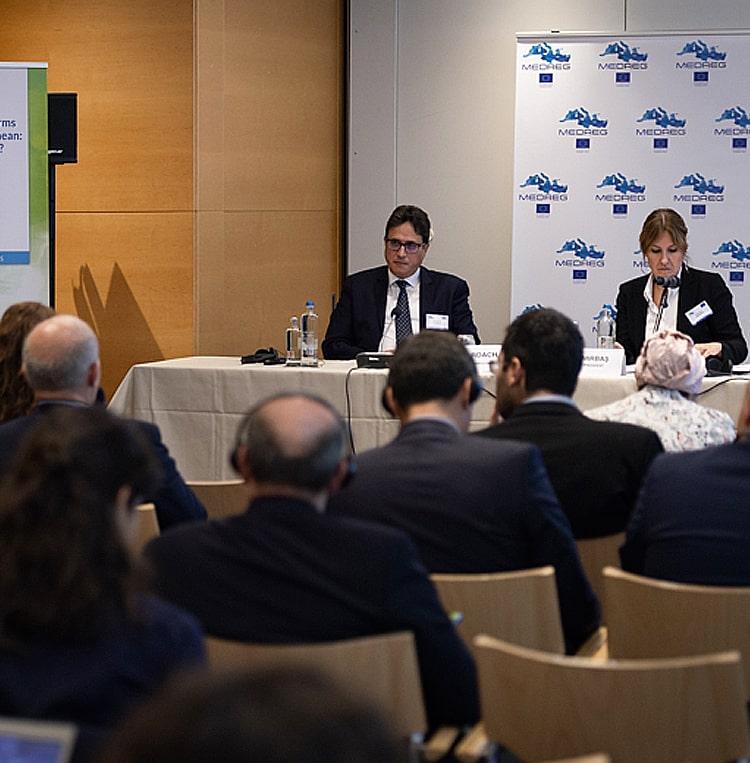 Le Maroc présente son régulateur lors de la Conférence de presse sur le soutien de MEDREG aux réformes de la réglementation énergétique dans le sud de la Méditerranée