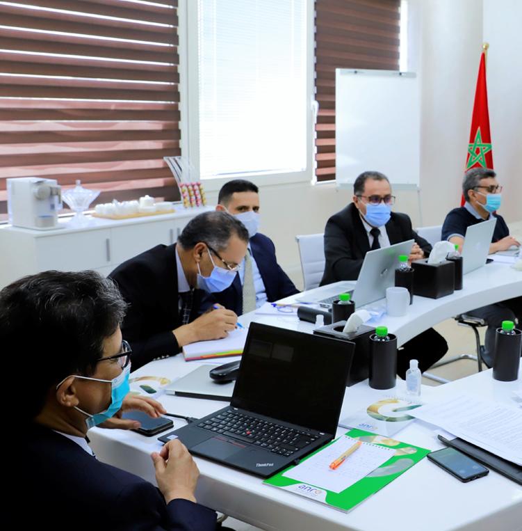Tenue de la 3ème session du Conseil de l'ANRE
