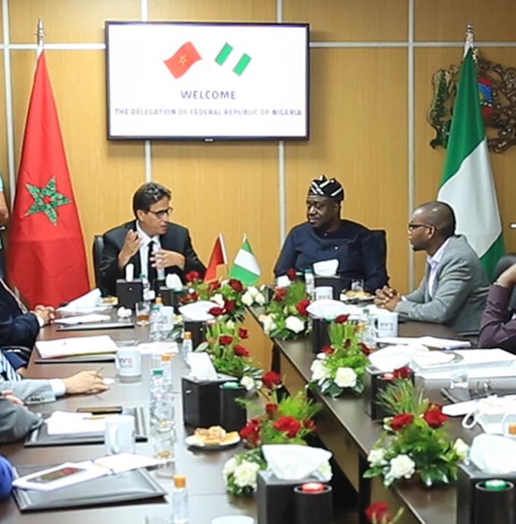L'ANRE et la NERC du Nigéria jettent les jalons d'un accord de coopération dans le domaine de régulation de l'électricité