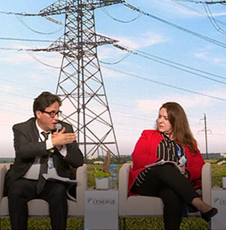 Le Président de l'ANRE participe à la 14ème édition de la Conférence de l'Energie