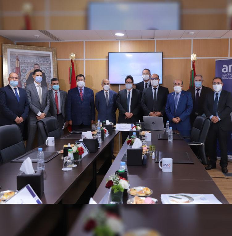 2ème session du Conseil de l'ANRE