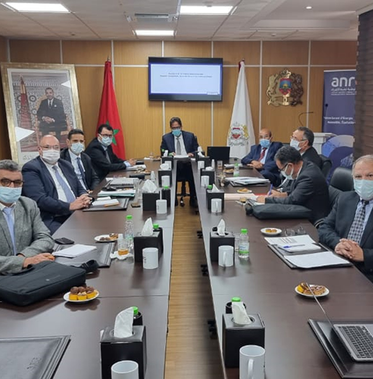 The fourth board meeting of the National Electricity Regulatory Authority (ANRE)